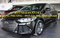 Bán Hyundai Elantra 2018  Đà Nẵng, màu đen, LH: 0935.536.365 – Trọng Phương, hỗ trợ đăng ký trả góp giá 549 triệu tại Đà Nẵng