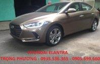 Bán ô tô Hyundai Elantra đời 2018 Đà Nẵng, màu nâu, LH: 0935.536.365 – Trọng Phương, hỗ trợ vay 80% giá 549 triệu tại Đà Nẵng