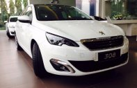 Bán Peugeot 308 đời 2016, màu trắng, xe nhập giá 1 tỷ 340 tr tại Tp.HCM