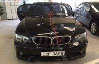 Cần bán lại xe BMW Alpina B7 đời 2007, màu đen, nhập khẩu nguyên chiếc số tự động giá 1 tỷ 500 tr tại Tp.HCM
