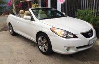Bán Toyota Solara đời 2005, màu trắng, nhập khẩu giá 890 triệu tại Tp.HCM