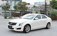Cần bán xe Cadillac CTS Luxury 2013, màu trắng, nhập khẩu chính hãng giá 1 tỷ 680 tr tại Tp.HCM
