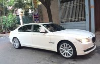 Bán BMW 7 Series 740Li đời 2009, màu trắng giá 1 tỷ 720 tr tại Hà Nội