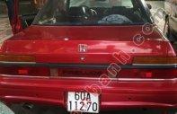 Bán xe Honda Prelude đời 1990, màu đỏ, nhập khẩu giá 130 triệu tại Đồng Nai