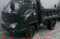 Bán xe ben Cửu Long 2 tấn 4 thùng ben 2 khối máy Hyundai trả góp lãi suất thấp giá 290 triệu tại Tp.HCM