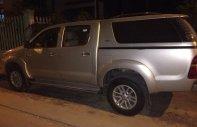 Cần bán xe Toyota Hilux G 3.0 đời 2014, màu bạc  giá 665 triệu tại Quảng Ngãi