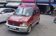 Cần bán xe Suzuki Wagon R đời 2001, màu đỏ chính chủ giá 139 triệu tại Bình Dương