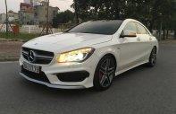 Mercedes-Benz CLA45 AMG, bản độ cao cấp nhất của dòng CLA. Xe màu trắng, biển số Hà Nội giá 1 tỷ 719 tr tại Hà Nội