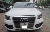 Bán Audi Q5 Quattro đời 2010, màu trắng giá 1 tỷ 450 tr tại Hà Nội