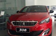 Bán xe Pháp nhập khẩu Peugeot 308 màu đỏ phiên bản độc nhất Việt Nam. LH 0938805240 giá 1 tỷ 415 tr tại Hải Phòng