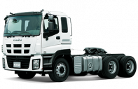 Cần bán xe đầu kéo Isuzu đời 2016, màu trắng, nhập khẩu nguyên chiếc giá 1 tỷ 970 tr tại Tp.HCM