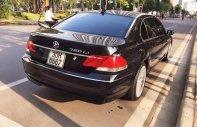 Bán xe cũ BMW 7 Series 750Li năm 2005, màu đen, nhập khẩu số tự động giá 750 triệu tại Hà Nội