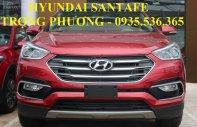 Bán Santa Fe 2018 Đà Nẵng, LH: Trọng Phương - 0935.536.365, hỗ trợ vay 90% giá trị xe giá 898 triệu tại Đà Nẵng