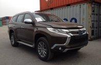 Bán ô tô Mitsubishi Pajero Sport AT 4x4 đời 2017, nhập khẩu Thái có trả góp giá 1 tỷ 410 tr tại Tp.HCM