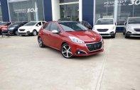 Bán Peugeot 208 Facelift màu đỏ, nhập khẩu nguyên chiếc, giá ưu đãi tại Hải Phòng giá 850 triệu tại Hải Phòng