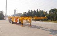 Bán rơ moóc Tân Thanh rơ mooc xương 3 trục, 45 feet , tải trọng 30 tấn 2017 giá 285 triệu  (~13,571 USD) giá 285 triệu tại Điện Biên