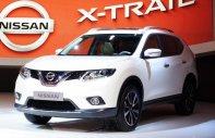 Bán ô tô Nissan X trail 2017, màu trắng, ưu đãi phụ kiện và tiền mặt giá 986 triệu tại Hà Nội