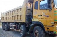 Xe Dongfeng 4 chân đời 2010, thùng cao 1m6, màu vàng, giá chỉ 560tr giá 560 triệu tại Hà Tĩnh