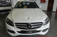 Bán xe Mercedes C200 2018 - Ưu đãi đặc biệt, xe giao ngay giá 1 tỷ 350 tr tại Tp.HCM