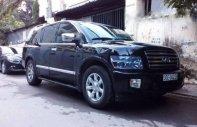 Bán xe cũ Infiniti QX56 đời 2004, màu đen số tự động giá cạnh tranh giá 580 triệu tại Hà Nội