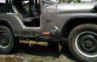 Bán ô tô Jeep CJ đời 1980, màu bạc, nhập khẩu  nguyên chiếc, giá chỉ 125 triệu giá 125 triệu tại Đồng Nai