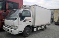 Bán xe đông lạnh 2 tấn, nâng tải mới nhất của Thaco Trường Hải giá 525 triệu tại Hà Nội