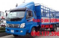 Bán xe Thaco OLLIN năm 2016, màu xanh lam giá 532 triệu tại Tp.HCM