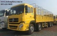 Bán Xe tải thùng 5 chân Dongfeng tải trọng 22,5 tấn 2016, 2017 giá 2 tỷ 17 tr tại Hà Nội