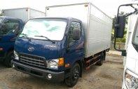 Bán xe tải Hyundai HD500 thùng kín tải trọng 5 tấn, xe tải Hyundai 5 tấn thùng kín, giá xe tải Hyundai 5 tấn thùng kín giá 595 triệu tại Hà Nội