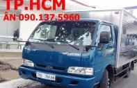 TP. HCM bán Kia K165S đời 2017, màu trắng, thùng kín tôn lạnh giá 356 triệu tại Hà Nội