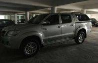 Bán xe Toyota Hilux đời 2014, màu bạc chính chủ, giá chỉ 620 triệu giá 620 triệu tại Quảng Ngãi