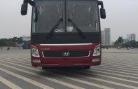 Xe khách giường nằm 41 chỗ, máy Hino 380ps, màu đỏ giá 3 tỷ 150 tr tại Hà Nội