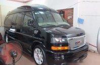 Thanh lý GMC Savana Luxury Explorer Limited SE đời 2013, màu đen, xe nhập giá 3 tỷ 237 tr tại Hà Nội