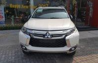 Bán Mitsubishi Pajero Sport đời 2018, màu trắng, nhập khẩu nguyên chiếc. Mr Hòa 0917.478.445 giá 1 tỷ 260 tr tại Đà Nẵng