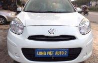 Bán xe Nissan Micra 1.2AT đời 2011, màu trắng, nhập khẩu, giá 425tr giá 425 triệu tại Hà Nội