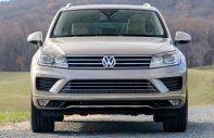 Cần bán xe Volkswagen Touareg GP đời 2017, màu nâu, nhập khẩu giá 2 tỷ 889 tr tại Tp.HCM