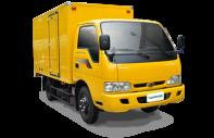 Dòng xe mới KIA K165S tải trọng cao, 2 tấn 4, 2490kg, tổng tải trọng 4650kg 2017 giá 286 triệu tại Bình Dương