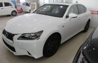 Cần bán xe Lexus GS350 đời 2015, màu trắng, nhập khẩu nguyên chiếc giá 3 tỷ 757 tr tại Hà Nội