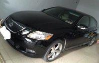 Bán ô tô Lexus GS350 đời 2007, màu đen, xe nhập giá 1 tỷ 99 tr tại Tp.HCM