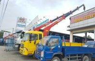 Xe tải Dongfeng b170 gắn cẩu Unic giá 896 triệu tại Bình Dương