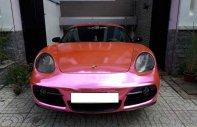 Porsche Cayman model 2008 2007, màu hồng, nhập khẩu nguyên chiếc giá 1 tỷ 50 tr tại Tp.HCM
