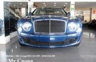 Bán Bentley Mulsanne Speed đời 2016 giá 23 tỷ tại Hà Nội