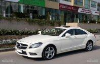 Bán xe Mercedes Mercedes CLS350 model 2012, màu trắng, nhập khẩu nguyên chiếc giá 1 tỷ 950 tr tại Hà Nội