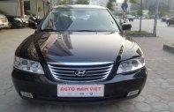 Bán Hyundai Azera đời 2008, màu đen, nhập khẩu chính hãng giá 515 triệu tại Hà Nội