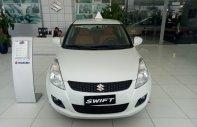 Bán Suzuki Swift 2017, màu trắng, giá tốt - LH: 0985.547.829 giá 569 triệu tại Hà Nội