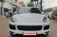 Cần bán xe Porsche Cayenne S sản xuất 2014, màu trắng, nhập khẩu Đức, đăng kí năm 2015 giá 3 tỷ 800 tr tại Hà Nội