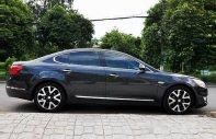 Cần bán gấp Kia K7 đời 2011, màu đen đẹp như mới giá 615 triệu tại Tp.HCM