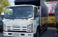 Bán xe tải Isuzu NQR75M đời 2018, thùng dài 5m8, màu trắng, giá xe 775tr giá 775 triệu tại Tp.HCM