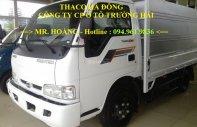 Giá xe tải Thaco Kia K190 - 1.9 tấn, hỗ trợ vay trả góp 75 %, đăng kí đăng kiểm, giao xe trong ngày - LH 094.961.9836 giá 355 triệu tại Hà Nội