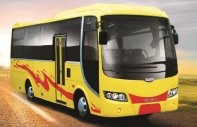Bán Samco Isuzu 29 và 34 chỗ đời 2016, màu vàng, xe giao ngay giá 1 tỷ 520 tr tại Hà Nội